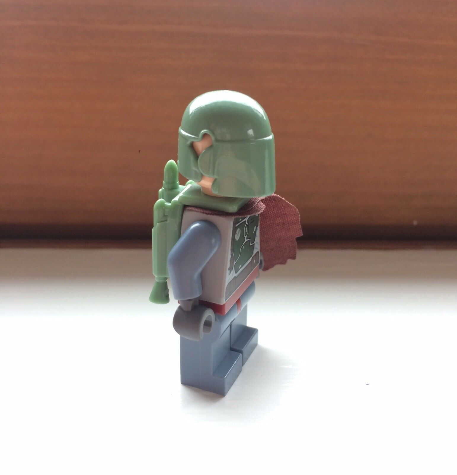 Lego Stern Wars Factory Mold Defect Error Boba Fett Helmet - Extremely Rare