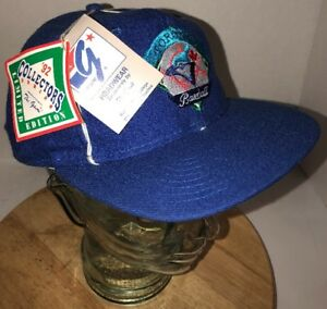 brand new ca0eb 6017b Image is loading VTG-TORONTO-BLUE-JAYS-90s-Limited-Edition-THE-