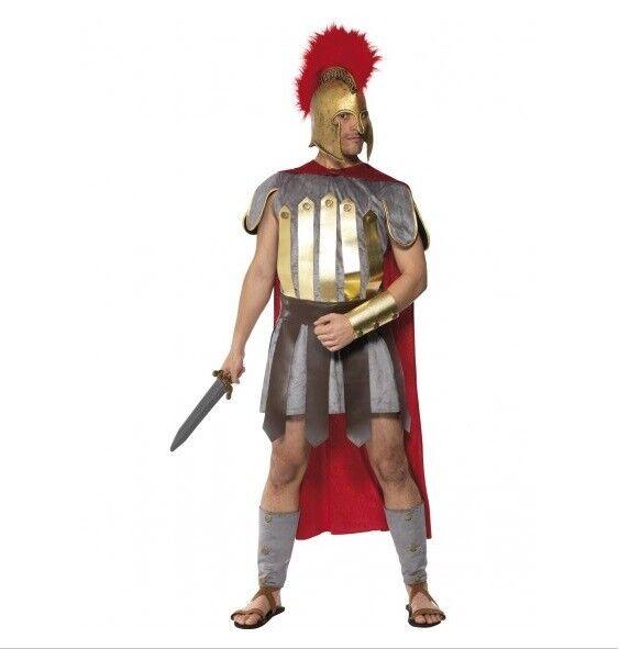 MENS AUTHENTIC ROMAN WARRIOR COSTUME - MELBOURNE LOCATION