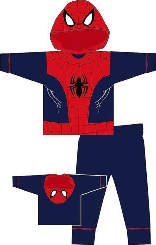 BOYS KIDS NOVELTY SPIDERMAN MARVEL FANCY DRESS PYJAMAS PJS Age  5//6 7//8