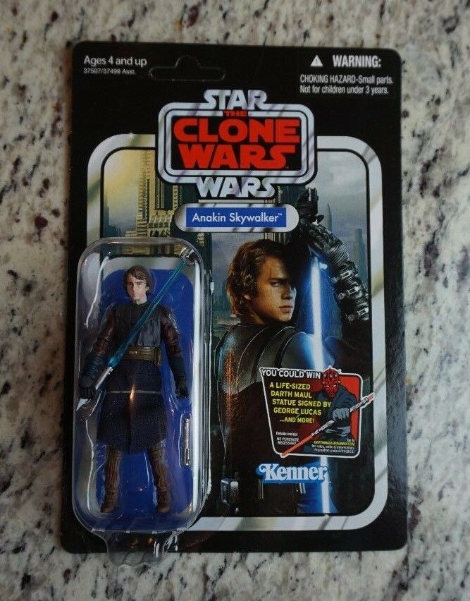 Anakin Skywalker 2011 STAR WARS Vintage Collection VC92 MOC UNPUNCHED