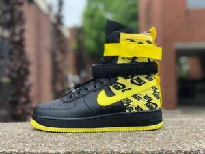 Nero Special Sf 001 Af1 Giallo Ar1955 Nike Air 13 Size Force Nuovo Scarpe Field 1 gfb6yY7