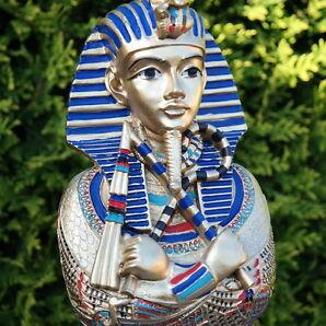 Dekostatue Dekofigur ägyptische Figur Ägypter Pharao