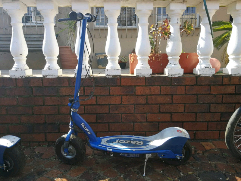 Razor electrical scooters