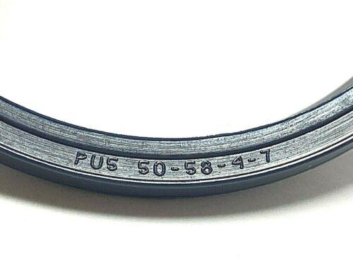 Merkel PU 5 50-58-4-7 Polyurethane Wiper Ring Seal for Cylinders