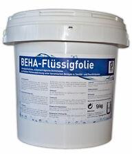 BEHA Flüssigfolie, Abdichtfolie, Sanitär Abdichtung, Streichfolie 9 kg Eimer