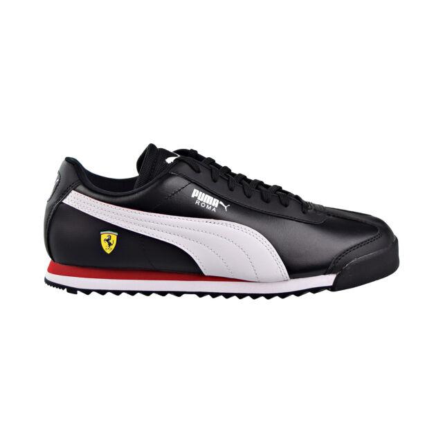 PUMA Scuderia Ferrari Roma Mens Black