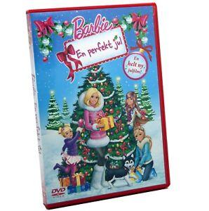 Barbie-En-Perfekt-Jul-DVD-Gebiet-2-Neu