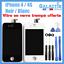 ECRAN-LCD-RETINA-VITRE-TACTILE-SUR-CHASSIS-POUR-IPHONE-4-4S-NOIR-BLANC-OUTILS