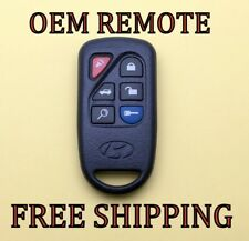 Oem Hyundai Remote Entry Key Fob 00056 Adu10 For Sale Online Ebay
