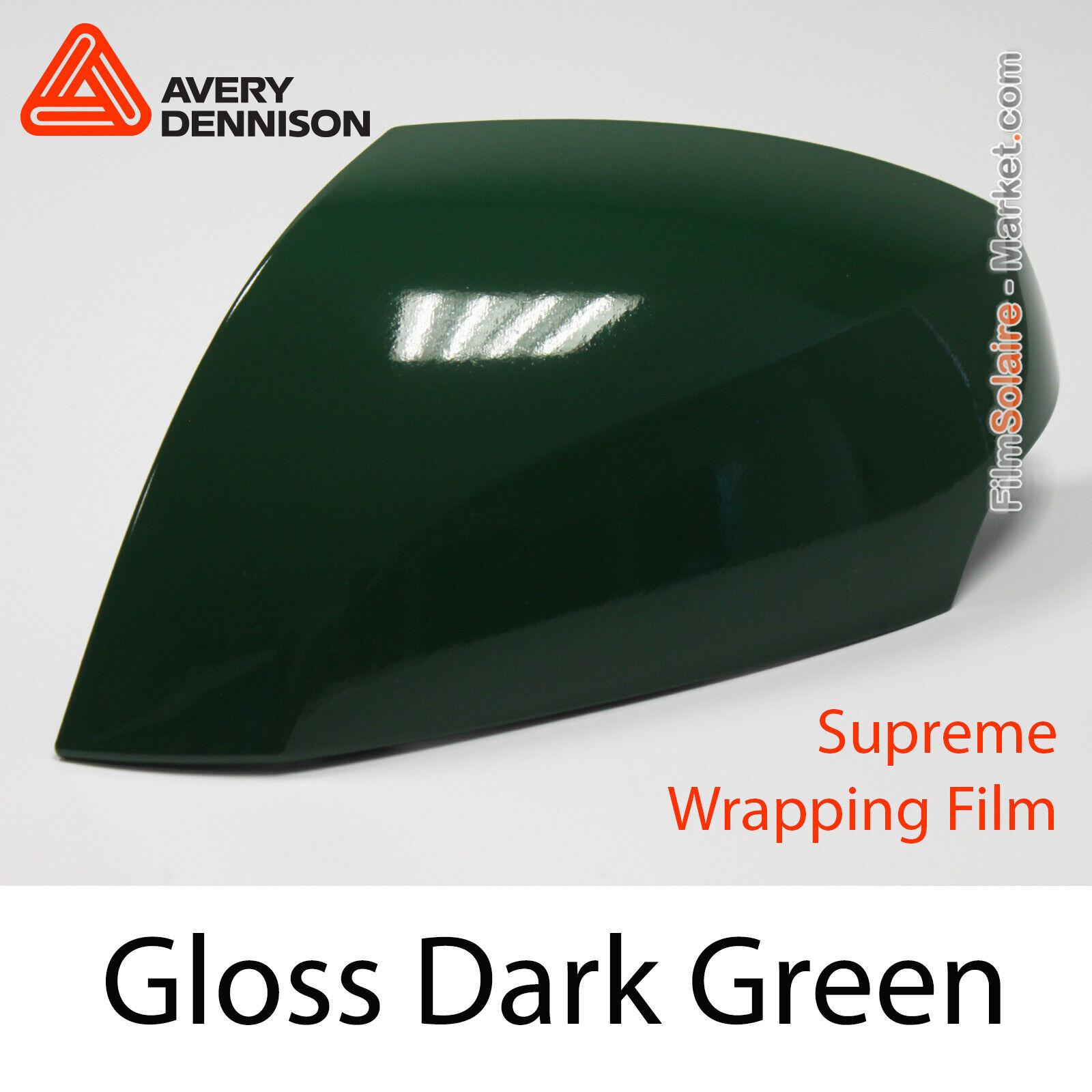 Gloss Dark Grün - Avery Dennison Supreme Wrapping Film, Startseiteing CB1500001