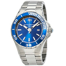 TechnoMarine Sea Manta Blue Dial Mens Watch 215002