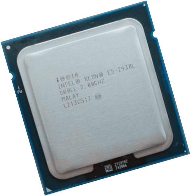 Intel Xeon E5-2430L 7.20GT/s 15MB 2.00GHz Cache Hex Core LGA1356 CPU  Processor