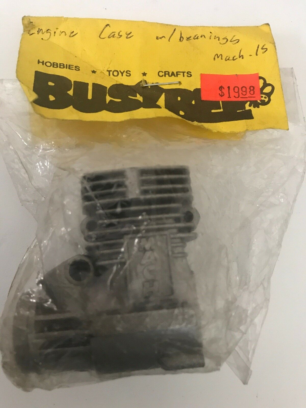 TEAM Losi Losi Losi Engine Crankcase With Bearings for MACH .15 SPEED NT   XXXNT   NEW b18b0a