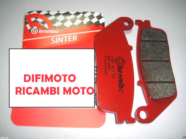 Front Brake Pads BREMBO Sintered Sa 07HO30SA Honda CB 250 1998