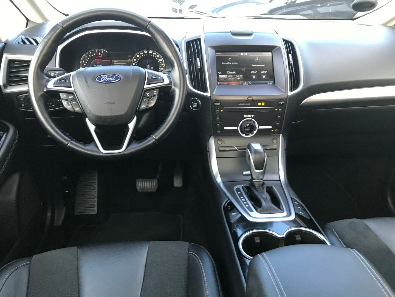 Ford S-MAX 2,0 TDCi 180 Titanium aut. 7prs - billede 12