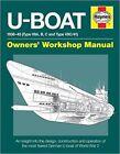 U-Boat Manual by Alan Gallop (Hardback, 2014)