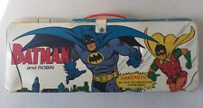 VINTAGE - Batman and Robin Playset - Ideal 1973
