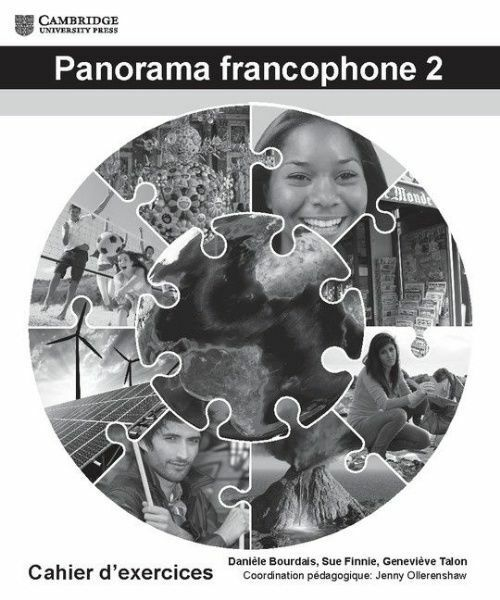 IB Diploma. Panorama francophone 2 Cahier d'exercises - 5 book pack by Bourdais,