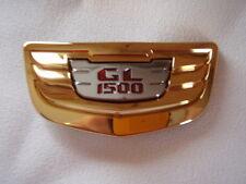 Goldwing GL1500 Front Fender Emblem ( H87124-MT8-770 ) Year 1988-2000