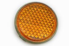 RÜCKSTRAHLER orange, original, für Ural Dnepr K750 M72 CJ (Katzenauge Reflektor)