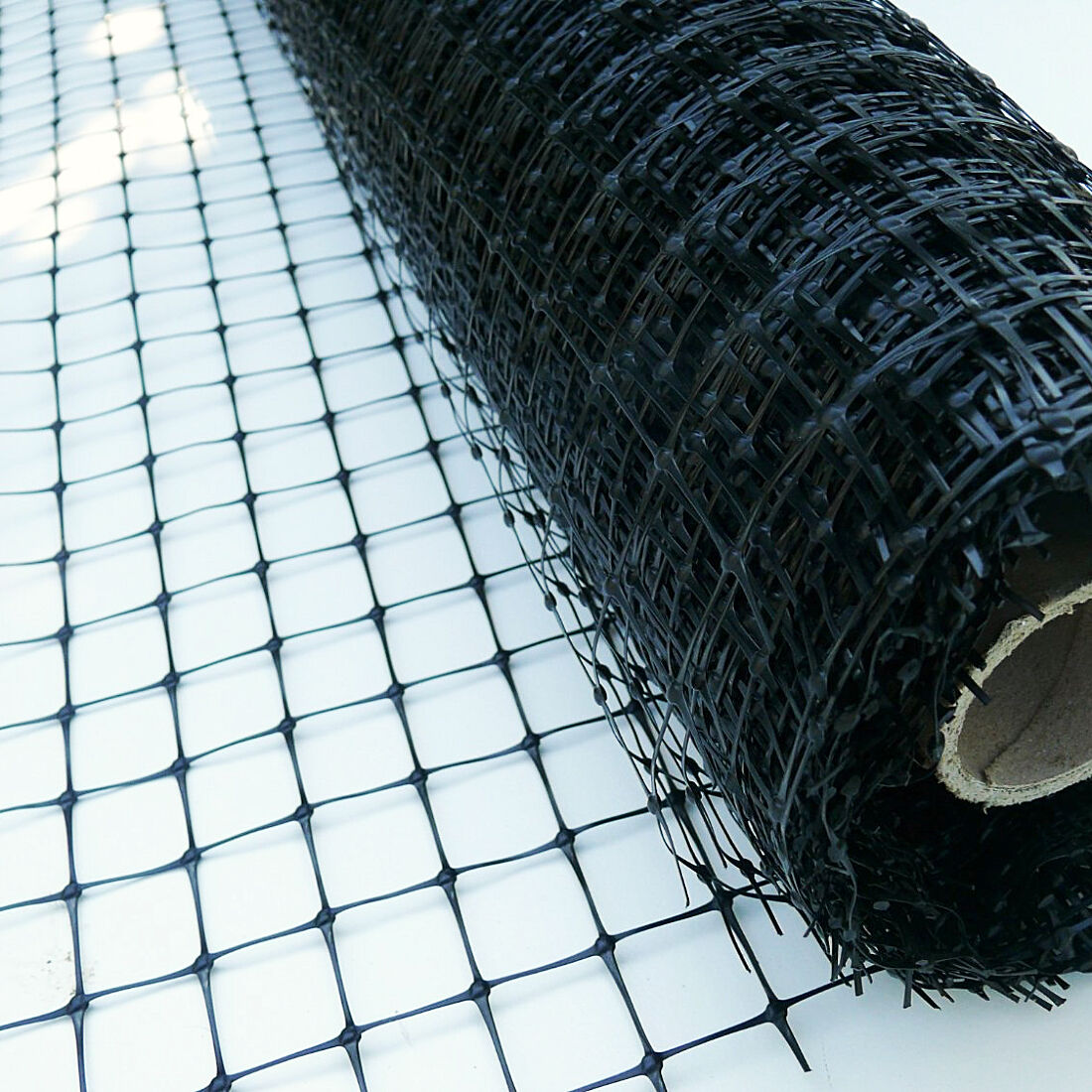 1.8m X 100m H Duty Deer Pheasant Poultry Game Garden Black Netting ...