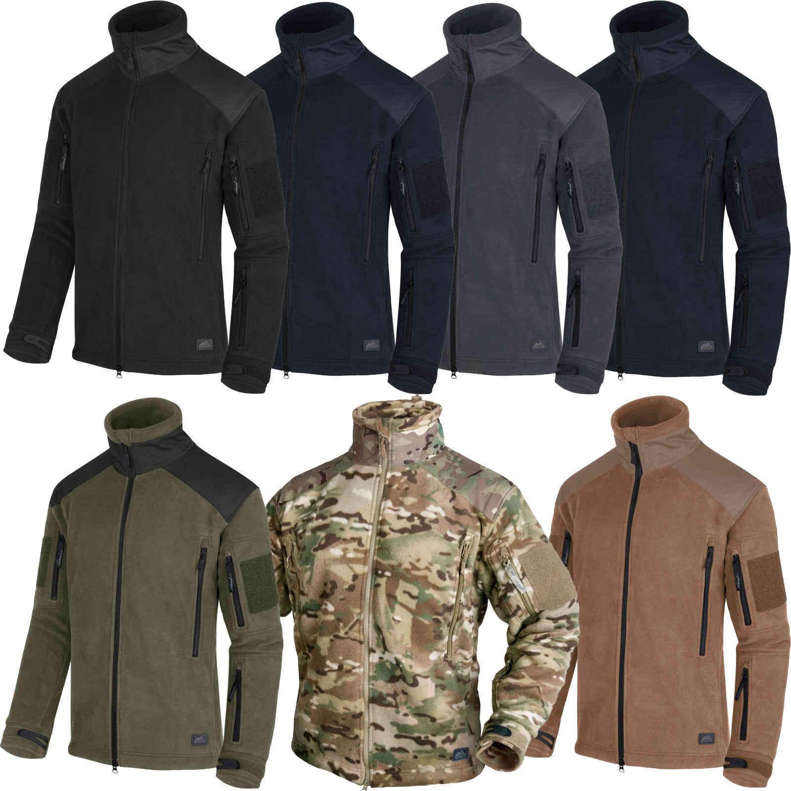 Helikon-Tex LIBERTY Jacke Double Fleece Army