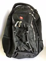 Backpack Swissgear Bungee Backpack Black And Gray