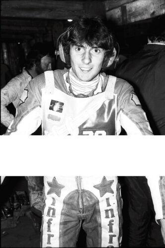 Speedway Photograph 1352-1 Bob Garrad Rye House 1979