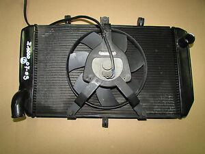 Kawasaki-zrt00b-Z-1000-07-09-2007-2009-agua-radiador-Water-Cooler-radiador-fan