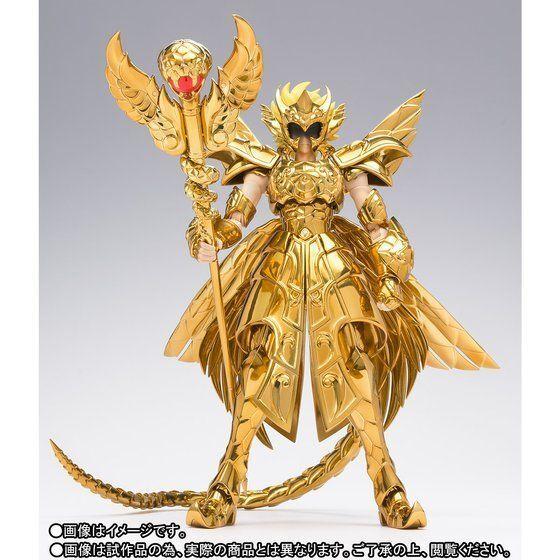 セイントセニヤエックスオフィブス13 thゴールドセイントクロス神話オリジナルカラー宮古趣味