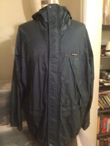 Patagonia rainjacket