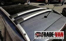 Citroen Berlingo Techo Rieles Baca barras cruzadas Peugeot Partner Aluminio van