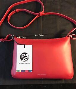 Geschenkidee Bnwt Umhängetasche Ctip Pink Dustbag Smith Pochette Paul qxA0qrS