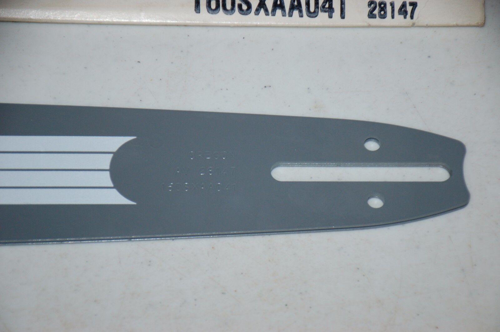 """Husq. Vintage NOS Oregon 16/"""" Chainsaw Bar 160SXAA041 Poulan P#28147"""