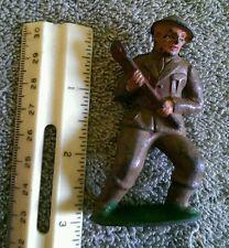 Vintage Die Cast Soldier WW1 Era Design Made In USA 766
