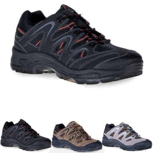 Mens Walking Hiking Trail Work Winter Trainers Desert Low Ankle Boots shoes Size