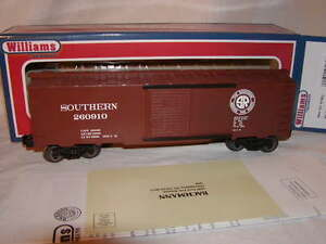 Williams-by-Bachmann-47082-The-Southern-40-039-Box-Car-O-027-New