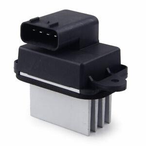 Neu-Geblaese-Motor-Widerstand-passt-fuer-Nissan-Frontier-Titan-Resistor-27151ZT00A
