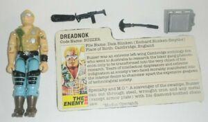 1985-GI-Joe-Cobra-Dreadnok-Buzzer-v1-Figure-w-Peach-File-Card-Complete-READ