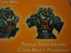 Infinity-Yaogat-Strike-Infantry-Combi-Rifle-Panzerfaust-Combined-Army-metal-new