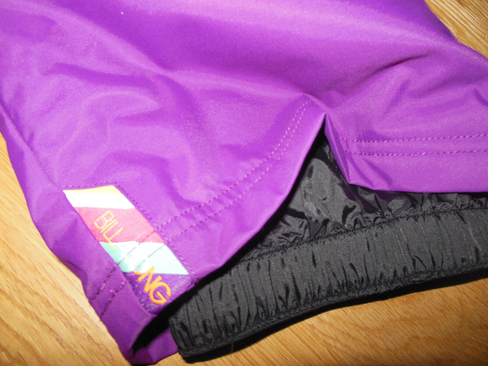 Billabong girl lila ski snow pants 9-10 trousers 9-10 pants y BNWT 7f026d