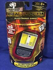 Deal Or No Deal Electronic Handheld Deluxe Edition Game with Touch Pad Stylus