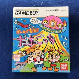 Game de Hakken!! Tamagotchi - Osutchi to Mesutchi (Japan ...