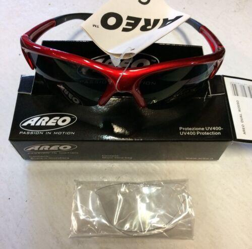 Occhiali bici strada MTB Areo bike sunglasses mountain bike road cristal duel fl