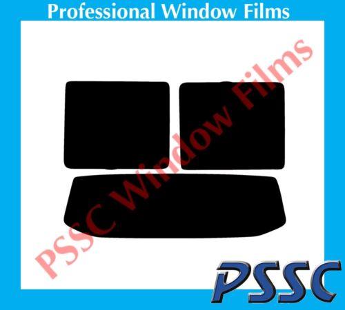 VW T5 Crew Cab 2007 5/% Pre Cut Window Tint Film