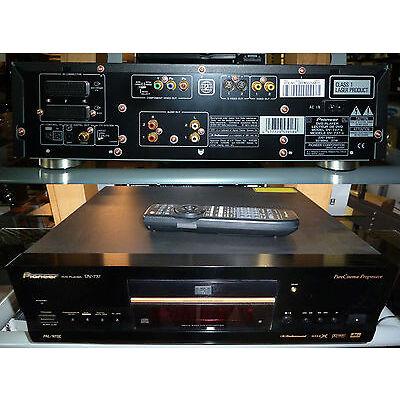 Pioneer DV-737 DV737 DVD-Player schwarz  gebraucht High-End CD-Player