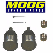 NEW Acura Legend Pair Set of 2 Front Lower Press-in Type Ball Joints Moog K9922