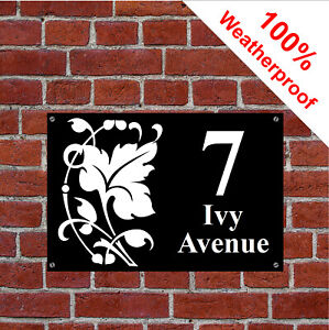 England flag house sign 9305 with your choice of text Patriotic English