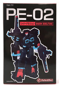 PerfectEffect PE-02 Shadow Demolitions TRANSFORMERS